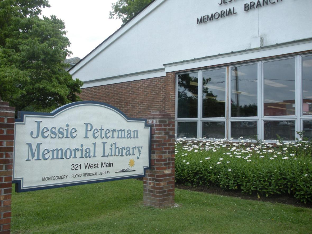 Jessie Peterman Library