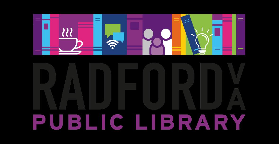 Radford Library Main Logo